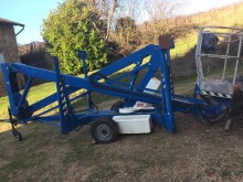 used telescopic articulated towable