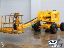 used Haulotte articulated self-propelled aerial platform