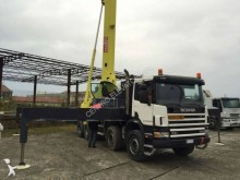used articulated truck mounted