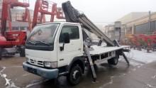 Nissan Cabstar GalaxyLift GT 21-09 - 21 m, 200 kg