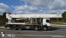 used Palfinger truck mounted