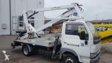 used Nissan self-propelled aerial platform
