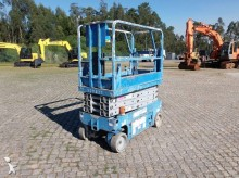 used Genie Scissor lift self-propelled aerial platform