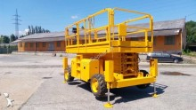 used Haulotte Scissor lift self-propelled aerial platform