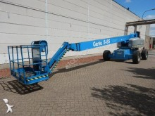 used Genie telescopic self-propelled aerial platform