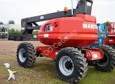 Nacelle manitou occasion