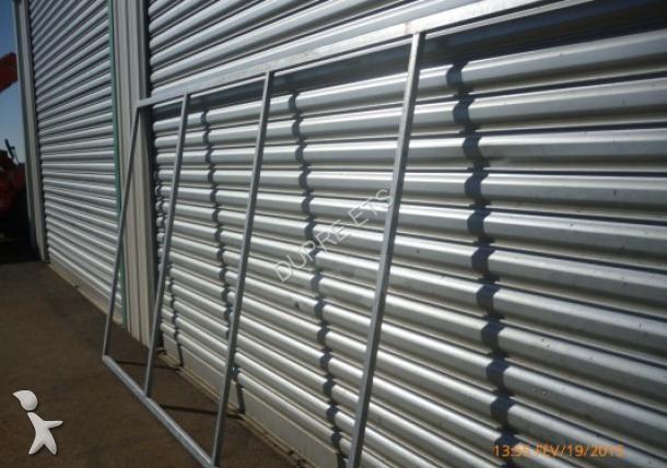 hangar agricole nc cadre metallique galvanise pour portail. Black Bedroom Furniture Sets. Home Design Ideas
