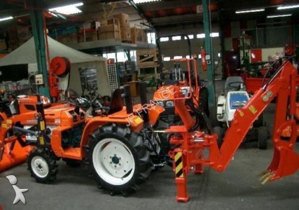 micro tracteur kubota kubotachargeur pelle occasion n 1388835. Black Bedroom Furniture Sets. Home Design Ideas