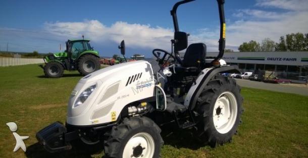 micro tracteur lamborghini g35h occasion n 1460100. Black Bedroom Furniture Sets. Home Design Ideas
