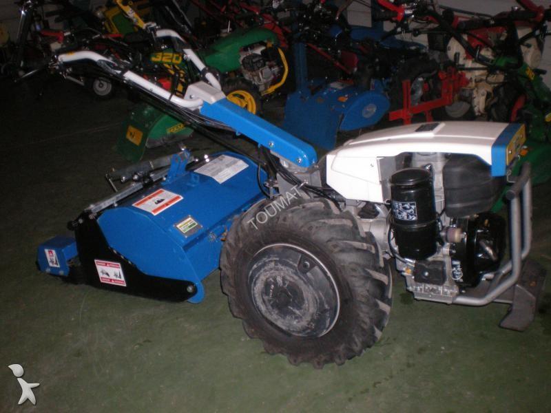 motoculteur occasion staub nc diesel 14 cv