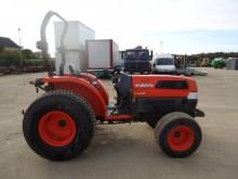 Micro tracteur Kubota