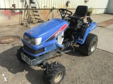 used Iseki Mini tractor