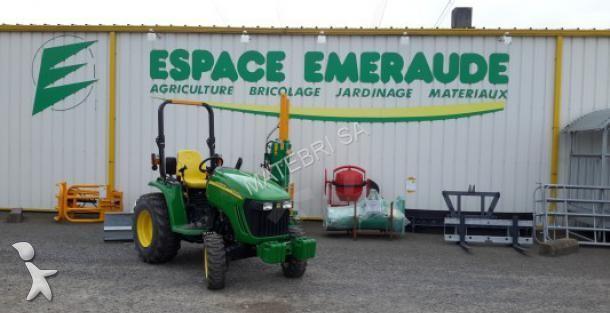 Photos espaces verts john deere micro tracteur john deere for Espace vert 2000
