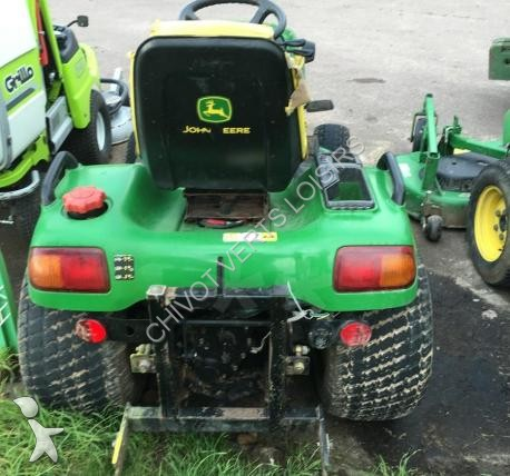 Tondeuse occasion john deere nc x495 annonce n 1550960 - Tracteur tondeuse john deere occasion ...