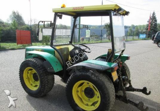 photos espaces verts ferrari micro tracteur ferrari system 50 mt occasion 1400282. Black Bedroom Furniture Sets. Home Design Ideas
