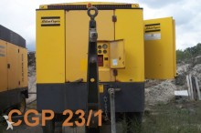 Atlas Copco XAS 495 construction
