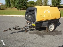 used Sullair compressor construction
