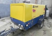 matériel de chantier compresseur Compair occasion