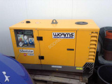 Worms 13 KVA construction