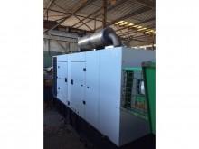 material de obra John Deere / leroy Somer 160 kVA Ingersoll Rand