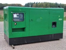Pramac 60KVA SILENT (DEUTZ ENGINE) construction