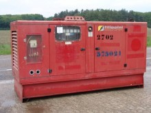 matériel de chantier Filippini 100KVA SILENT (IVECO ENGINE)