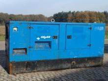material de obra grupo electrógeno Gesan usado