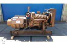 material de obra MAN 250 kVA Generatorset