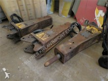 matériel de chantier Indeco LOT OF 3 HP 900