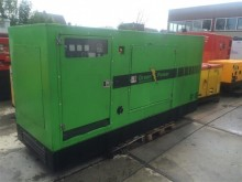 John Deere 200 kVA Supersilent construction