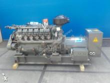 material de obra MWM Leroy Somer 250 kVA