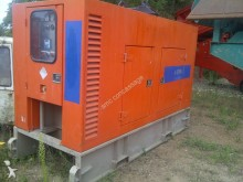 used Iveco generator construction