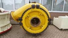 used Warman water pump