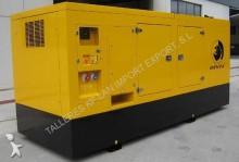 material de obra Iveco / MEC-ALTE BI-140 (125 KVA)