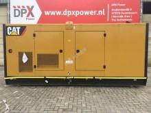 Caterpillar C15 - 550 kVA - DPX-18027-S construction