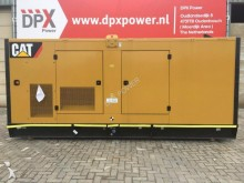 material de obra Caterpillar C15 - 550 kVA - DPX-18027-S