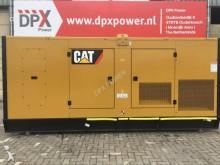 material de obra Caterpillar C18 - 660 kVA - DPX-18029-S