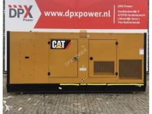 mezzo da cantiere Caterpillar C18 - 700 kVA - DPX-18030-S