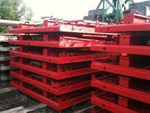 used Hussor formwork construction