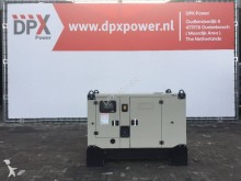 new Mitsubishi generator construction