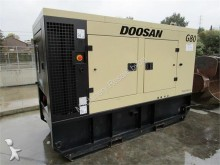 Doosan G 80 construction