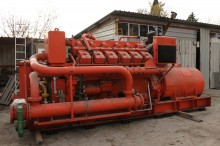 used Waukesha generator construction