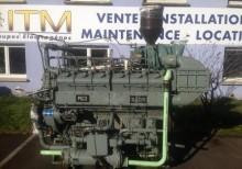 matériel de chantier groupe électrogène MGO