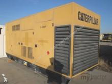 material de obra grupo electrógeno Caterpillar usado