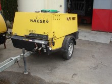 material de obra compresor Kaeser usado