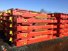 used Sateco formwork construction