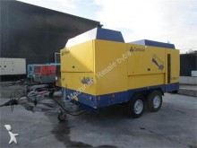 used Compair compressor construction