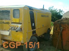 Ingersoll rand XP 750 WCA, construction