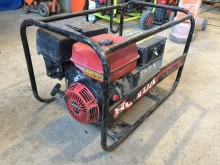 used Honda generator construction
