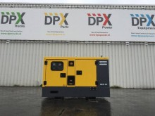 new Atlas Copco generator construction